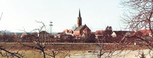 Katholische Kirche St Verena, Kehlen, alte Kirche