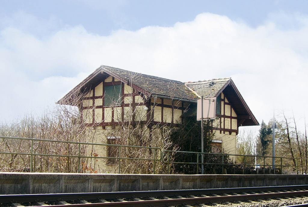Bahnwaerterhaus Kehlen