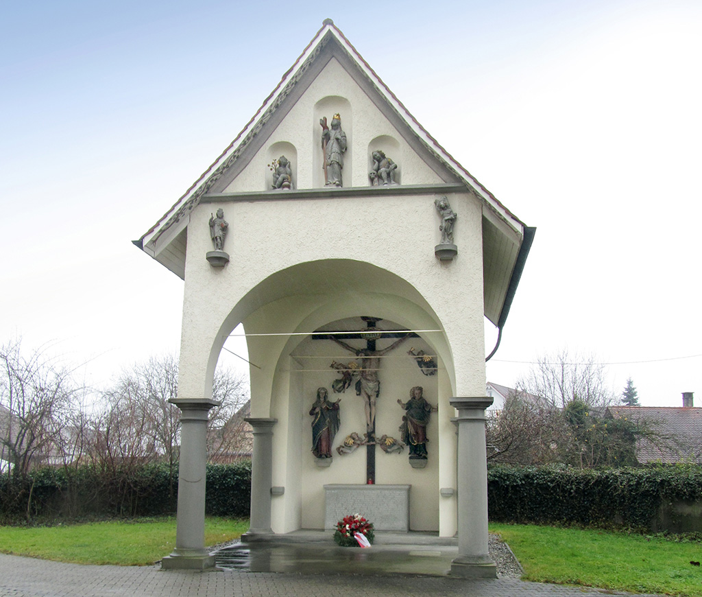 Heilig Kreuz Kapelle Brochenzell