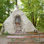 Galerie Alle Wegkreuze auf einen Blick in Gunzenhaus lourdes grotte