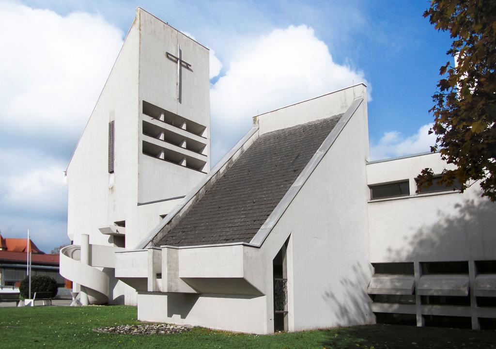 Katholische Kirche St Verena Kehlen Totale