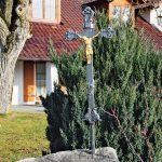 Galerie alle Wegkreuze auf einen Blick in Knellesberg Grundstueck Diemer
