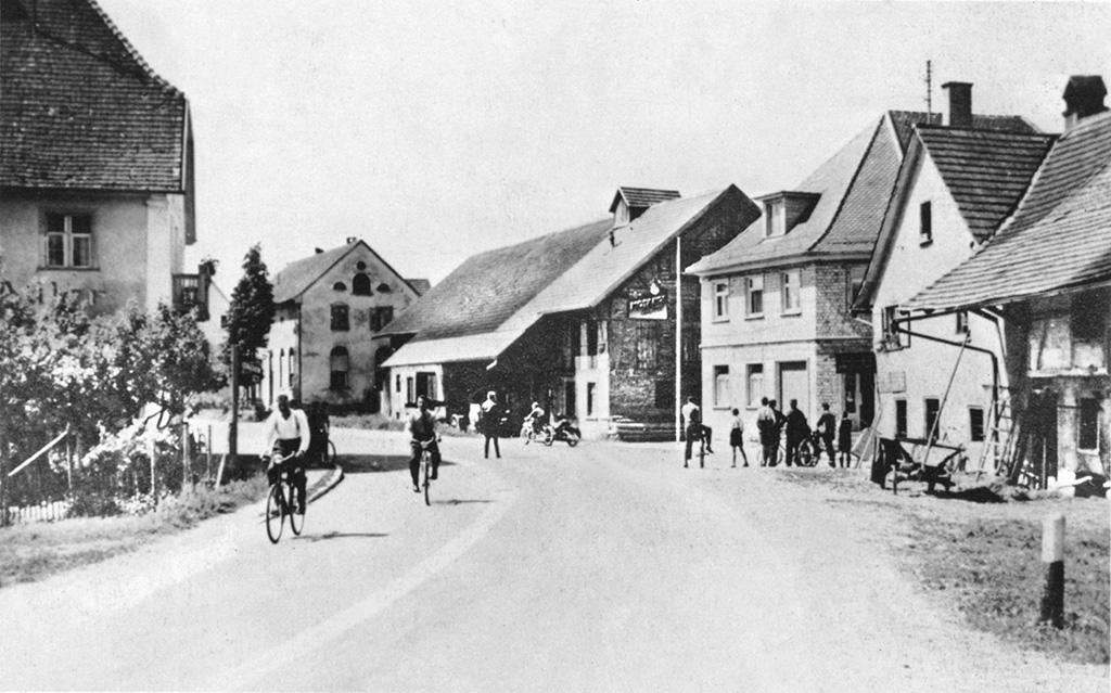 Gasthof zum Adler Meckenbeuren 1935